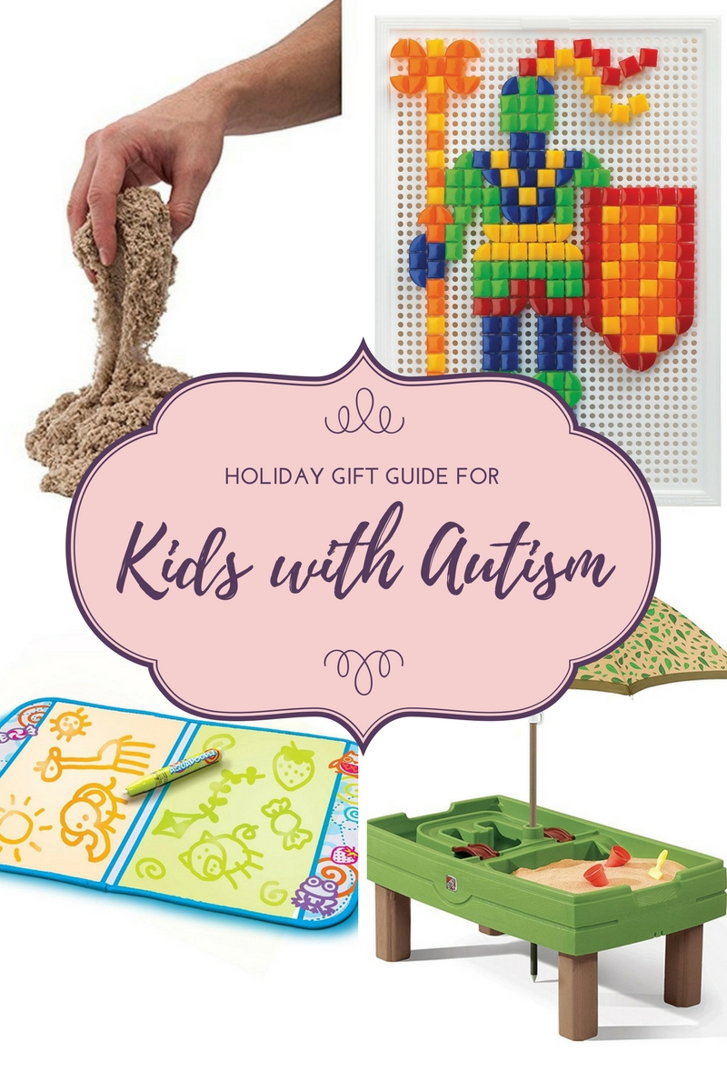 Holiday Gift Guide for Kids with Autism