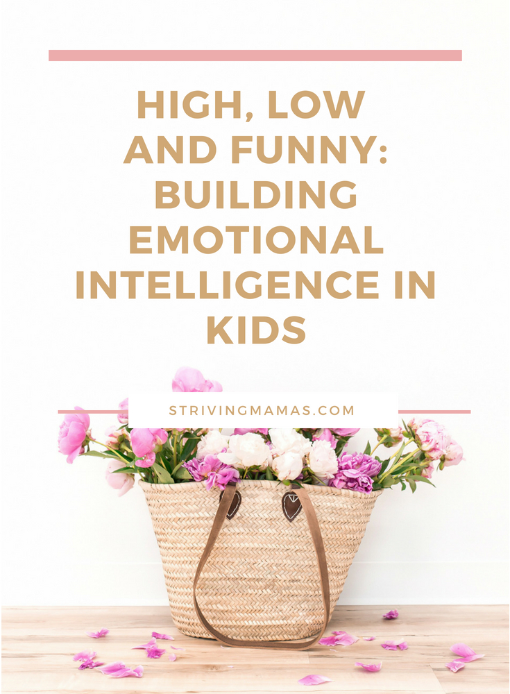 photograph about Emotional Intelligence Test Printable named Large, Minimal and Humorous: Establishing Psychological Intelligence within Youngsters